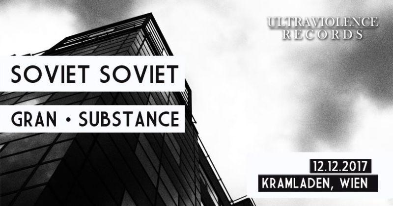 Soviet Soviet ◆ Gran ◆ Substance