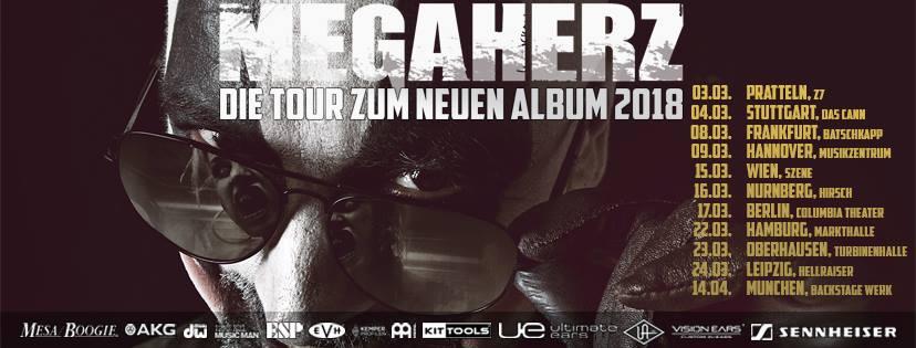 Megaherz - Club Tour 2018 - Wien