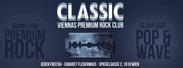 Classic Friday - Die Kultnacht im Cabaret Fledermaus
