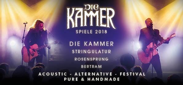 Die Kammer | Season IV - Tour: Wien