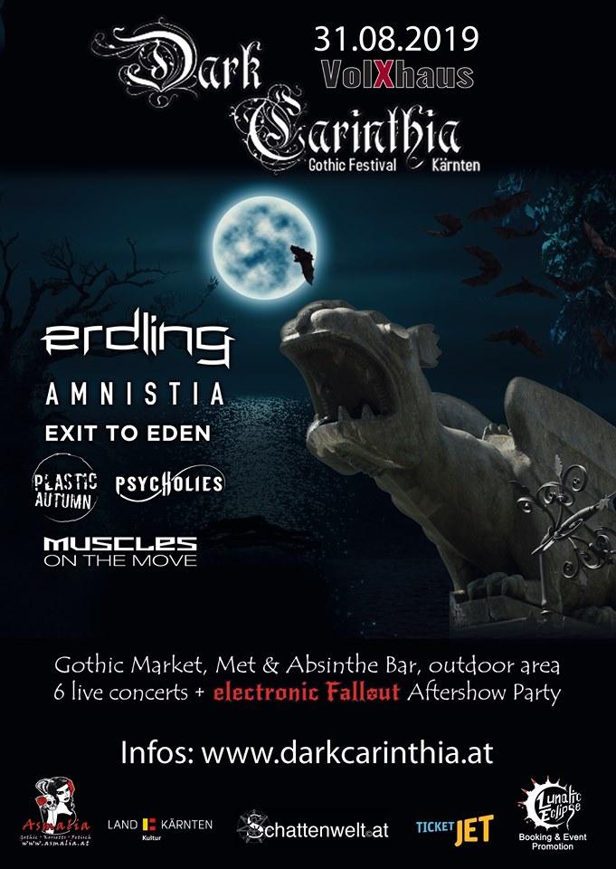 Dark Carinthia - Gothic Festival Kärnten