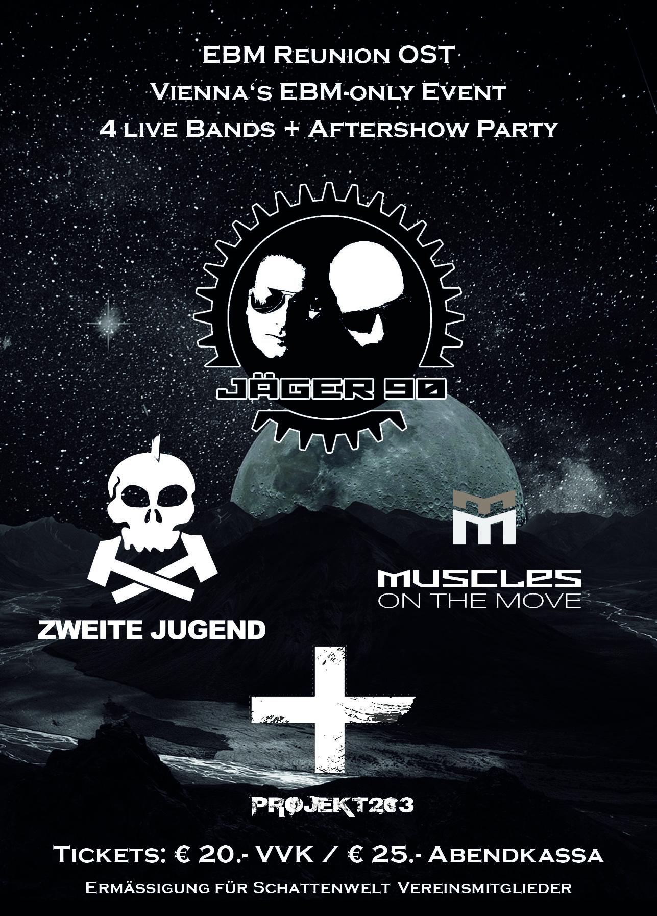 EBM Reunion OST - Neuer Termin!
