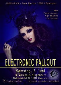 Electronic Fallout Klagenfurt