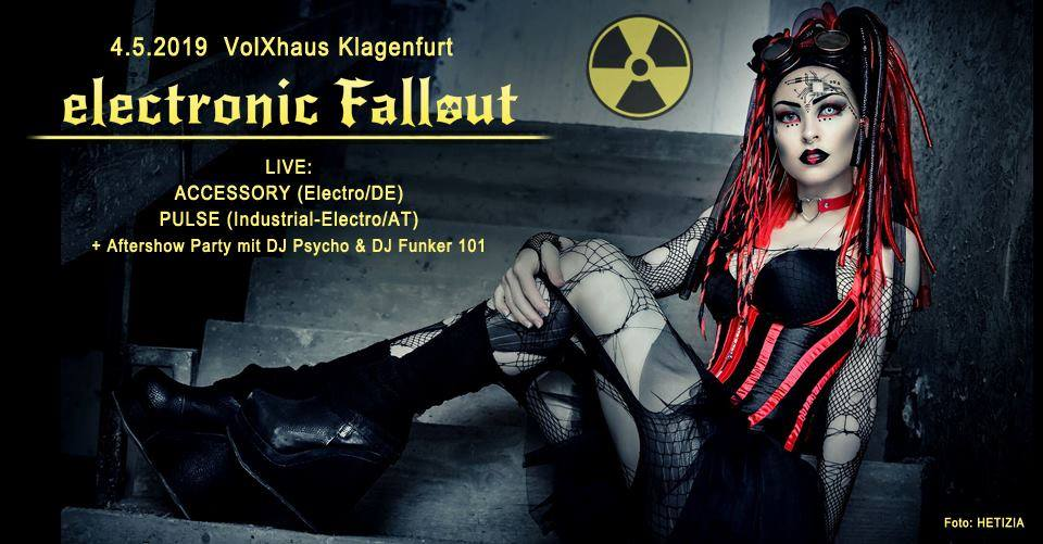 Electronic Fallout: PULSE & Accessory live in Klagenfurt
