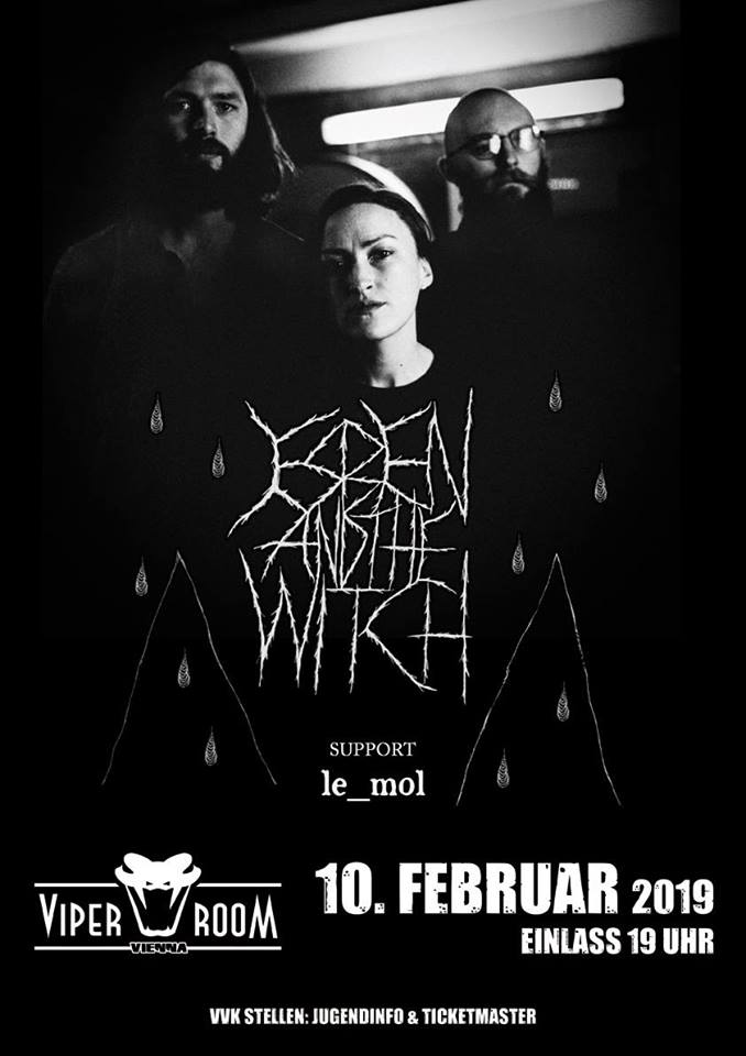 Esben and the Witch live Wien