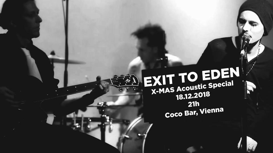 Exit to Eden - X-MAS Acoustic Special
