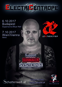 LeaetherStrip 2017 Vienna