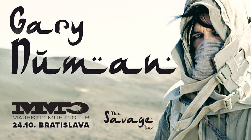 Gary Numan - The Savage Tour
