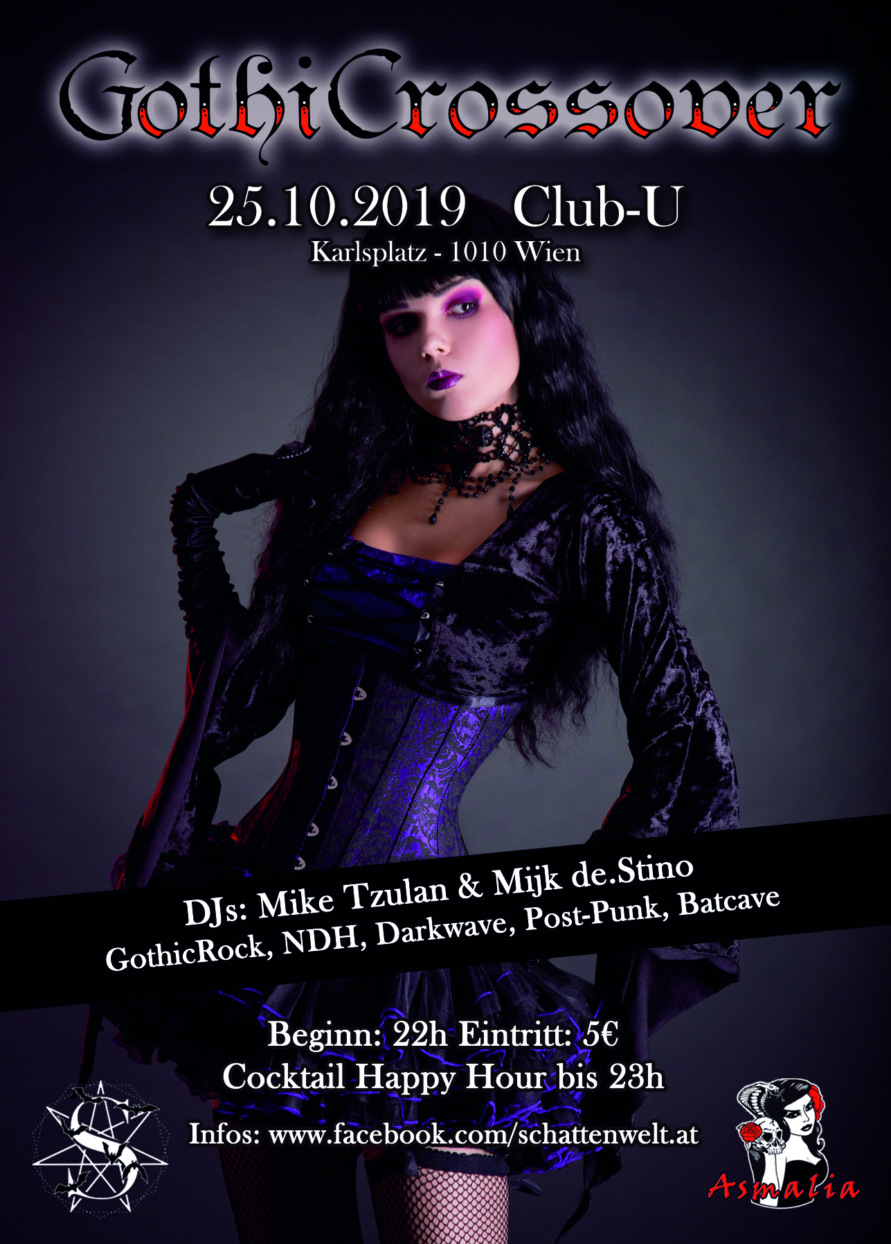 GothiCrossover / Halloween Special