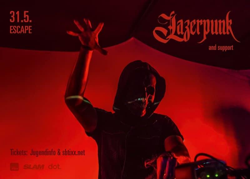 Lazerpunk / Neoslave / Midnight Danger Live