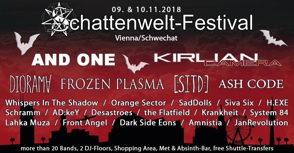 Schattenwelt Festival 2018