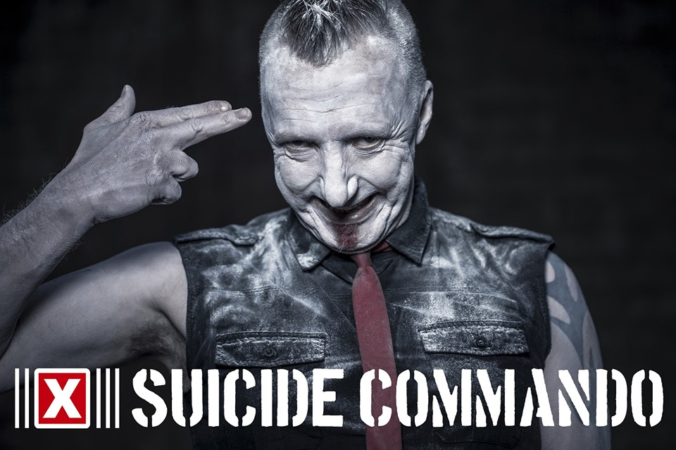 SUICIDE COMMANDO - live in Wien