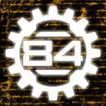 System 84 Logo