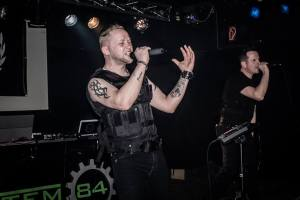 System 84 ive in Dessau, 31.1.15