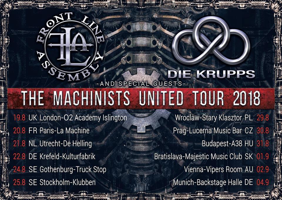 Die Krupps & Front Line Assembly