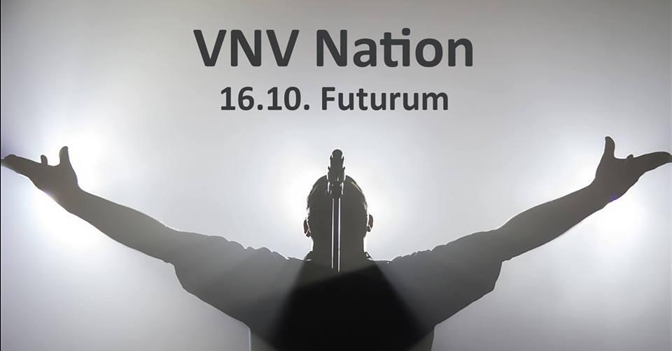 VNV Nation live in Prag!