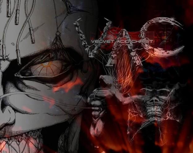 Velvet Acid Christ Tour
